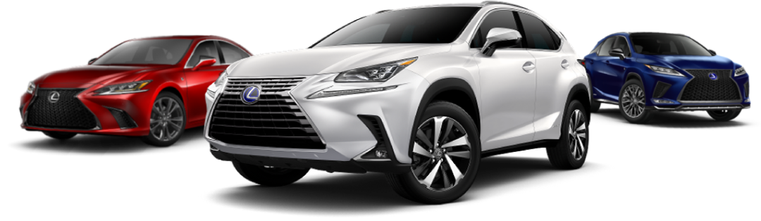 Lexus vehicles no payment finance option
