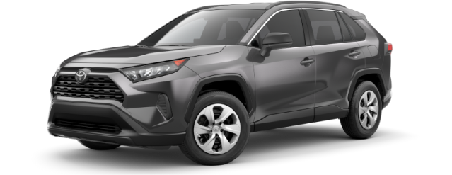 All New 2020 Toyota RAV4 LE Auto 4430