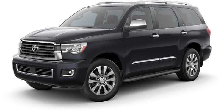New 2019 Toyota SEQUOIA 2WD 5.7L LIMITED 7927