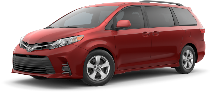 ALL-NEW 2020 Toyota Sienna LE 8 Passenger Van 5337