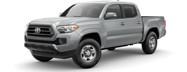 All New 2020 Toyota Tacoma Double Cab SR 2WD Auto 7186