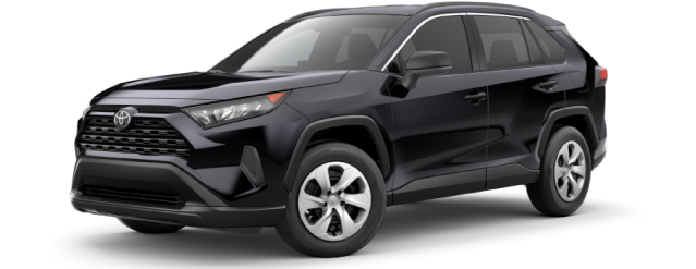 ALL-NEW 2019 Toyota RAV4 LE Auto 4430
